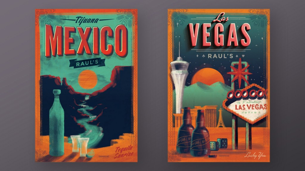 Raul's Mexican Grill Posters