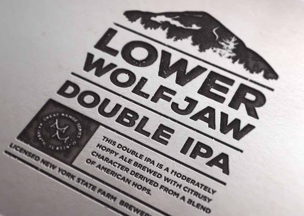 Lower Wolf Jaw Double IPA