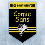 Hockey Comic Sans Trampoline Retired Fonts