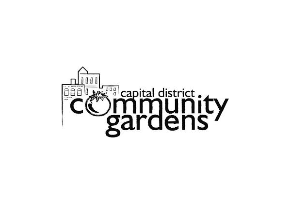 Capital District Community Gardens logo