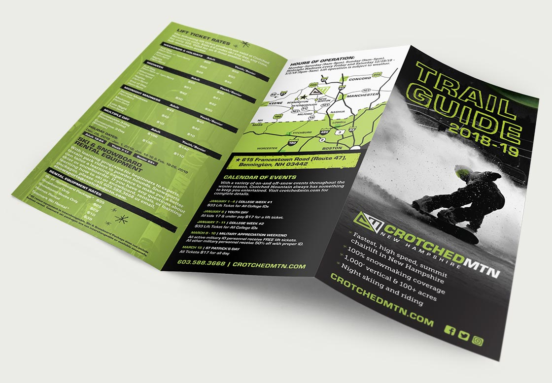 Crotched Mountain Brochure