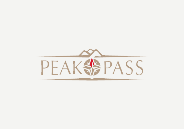 Peak Pass old logo