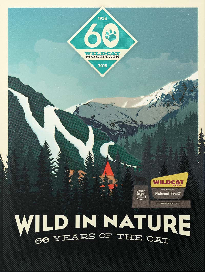 Wald in Nature Wildcat Mountain Ad