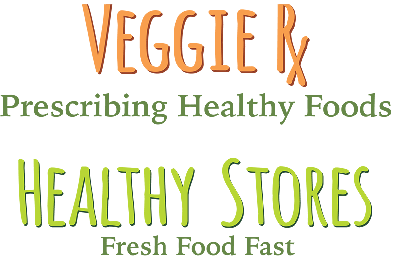 Capital Roots Community Healthy and Fresh logos