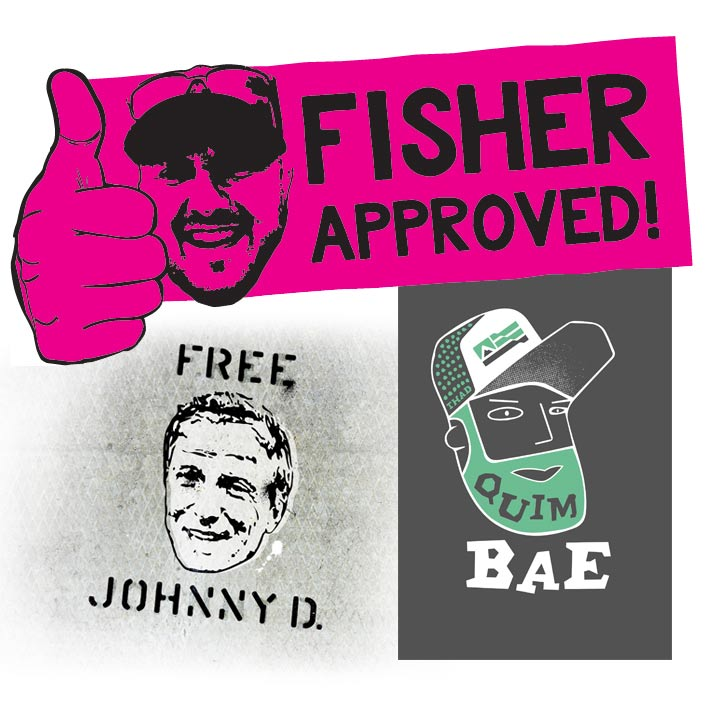 Fisher Approved