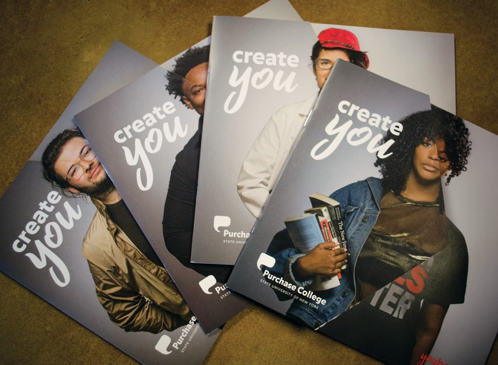 Purchase college brochures