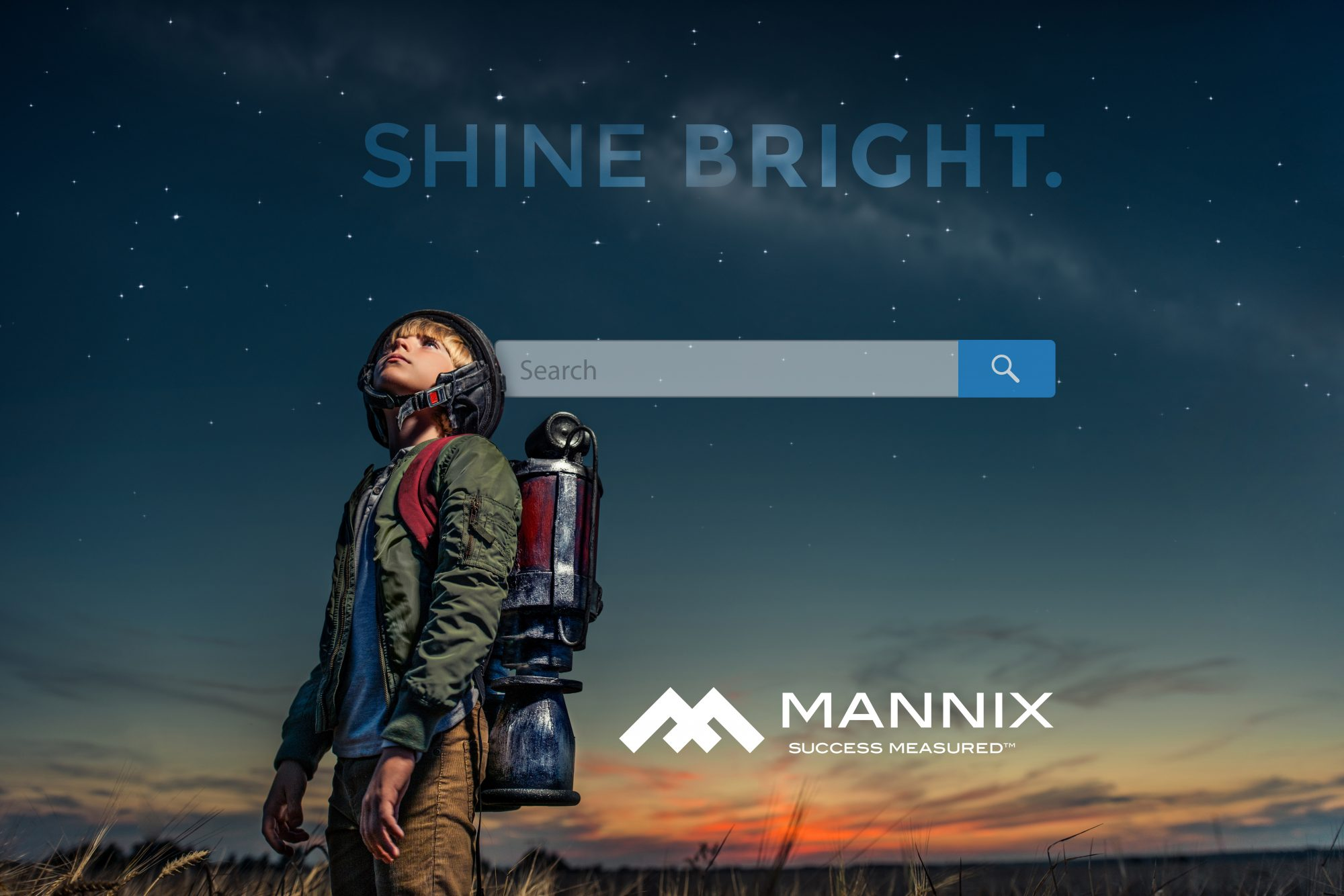 Search page Mannix Marketing