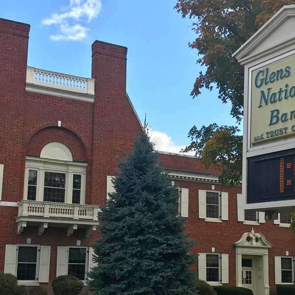 Glens Falls National Building and Sign