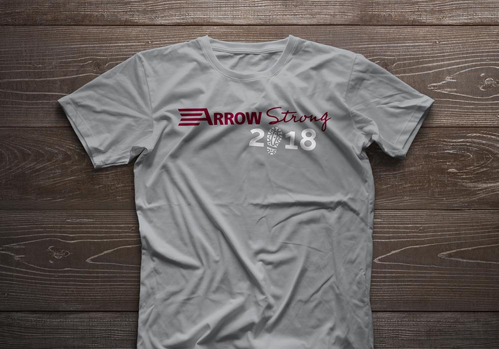 Arrow Strong 2018 T-Shirt