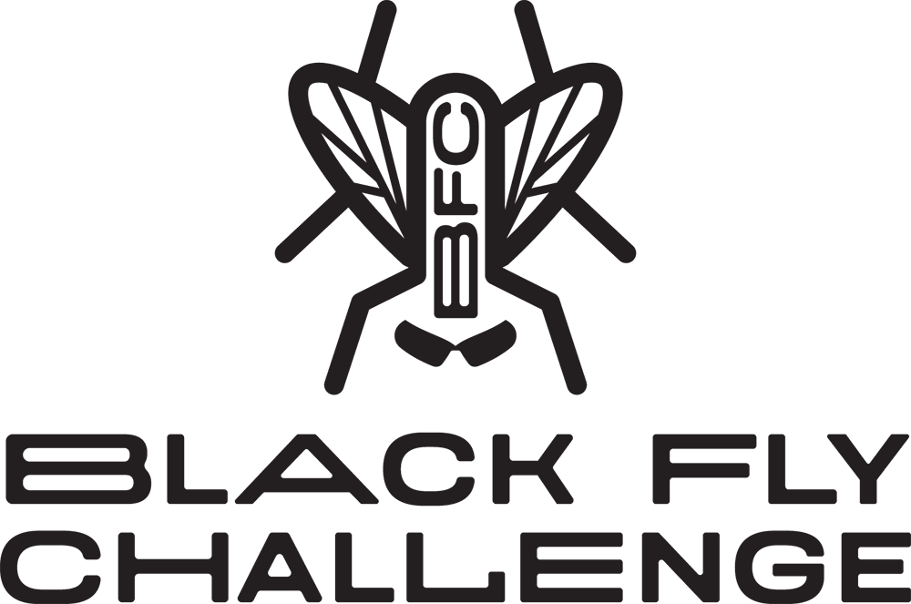 Black Fly new logo