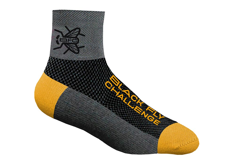 Black Fly sock