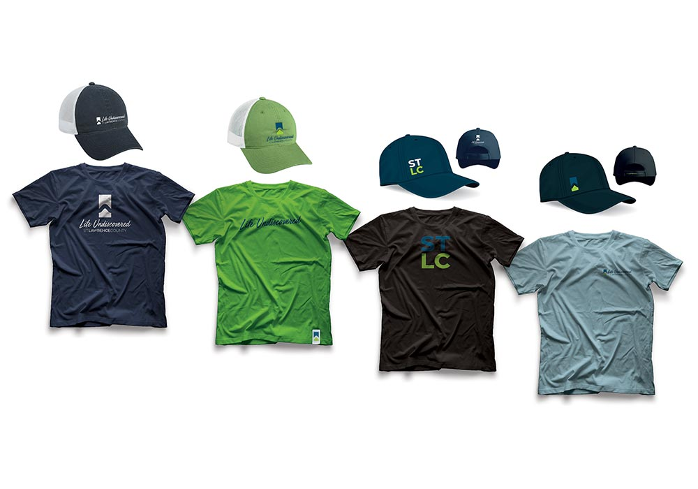 St Lawrence County Shirts and hats
