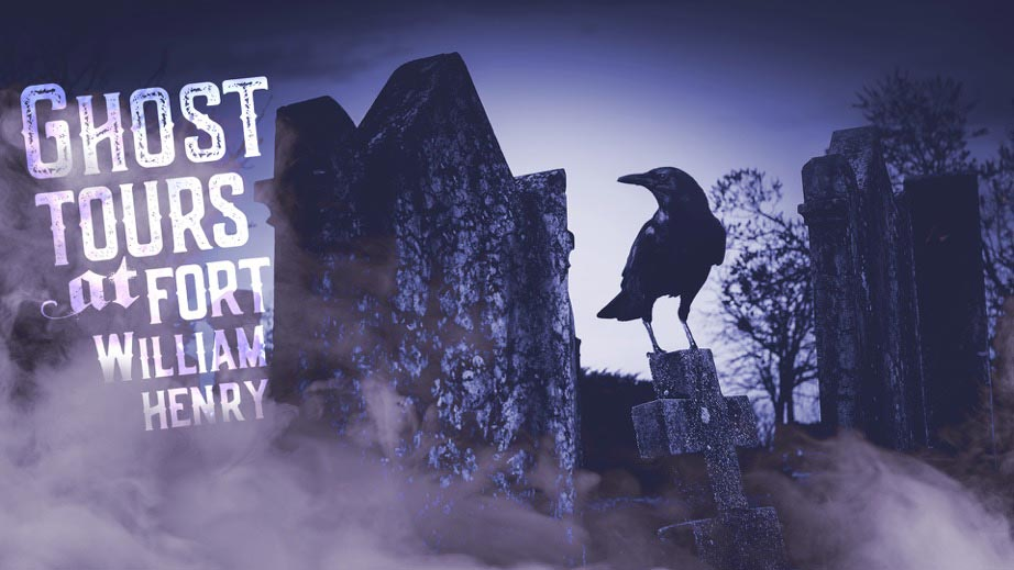 Ghost Tour ad